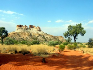 Australian Picture of the Australian Outback