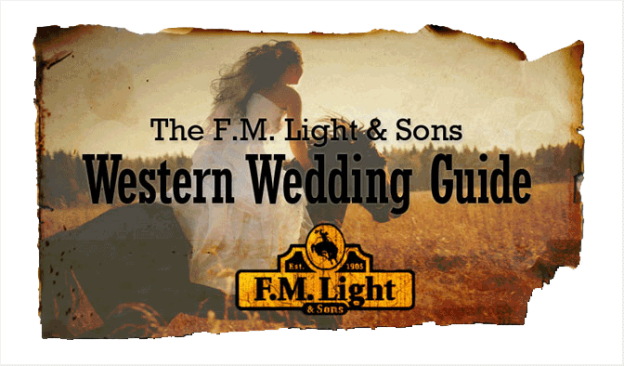 western wedding guide