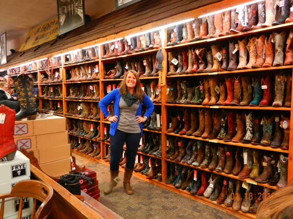 A Visit to F.M. Light and Sons: Cowboy Boots, Western Wear and Cowboy Hats