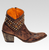 "Old Gringo's Mini Belinda Boot - Worn by Danica Patrick in Miranda Lambert's Music Video for ""Fastest Girl in Town"" 