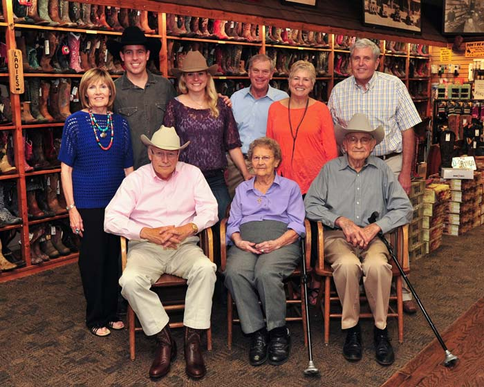 Former Vice President Dick Cheney Visits F.M. Light and Sons