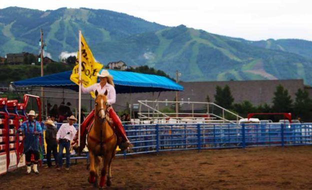 4th of july rodeo