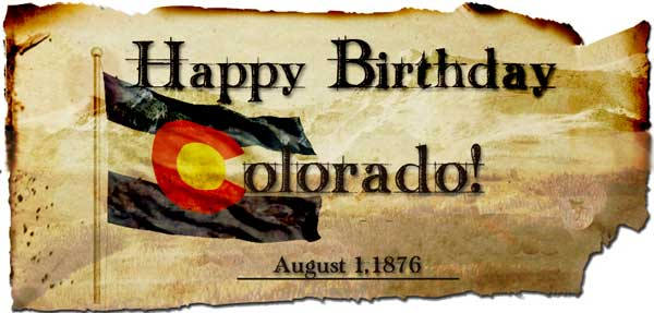Happy Birthday, Colorado! From F.M. Light and Sons | Western Wear for Over 100 Years